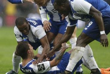 F.C.Porto mais próximo da liderança