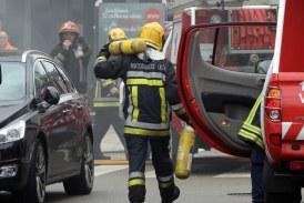 Autocarro da Resende incendiou-se em Matosinhos sem registo de vítimas