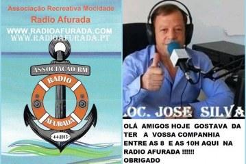 Administrador Geral  Locutor José Silva